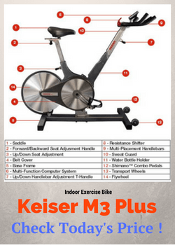 keiser-m3-plus-parts-list