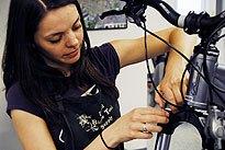 Bike Mechanics Course