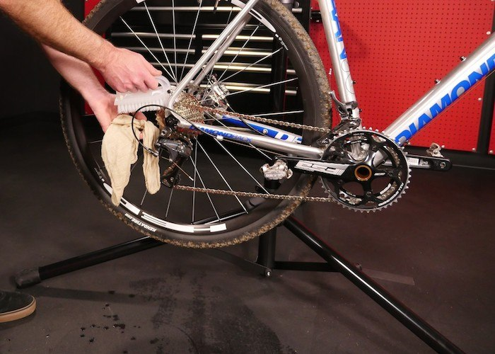 Bicycle Repair Training