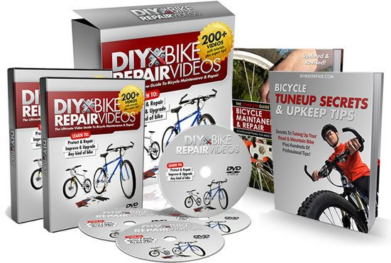 DIY Bicycle Repair Course